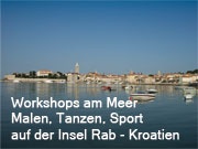Workshops am Meer